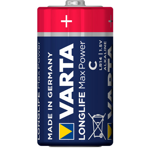 Bateria Max Power - LR14 - Varta